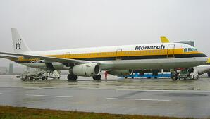 G-OZBD Monarch Airlines