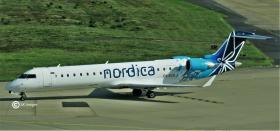 ES-ACE (Bombardier CRJ-701ER) CGN 14.10.2019 Foto Klaus D. Schinzel @karwundel