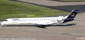 Lufthansa CityLine CRJ-900LR D-ACNA