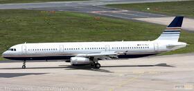 Privilege Style A321-200 EC-NLJ