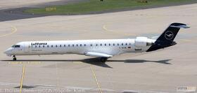 LufthansaCityLine CRJ-900LR D-ACNL