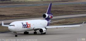 FedEx MD-11 N612FE