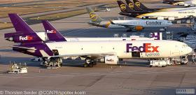 FedEx MD-11 N609FE 9H-QCF