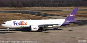 N884FD FedEx 777-200