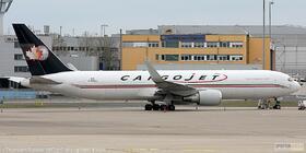 Cargojet 767-300W C-FCCJ
