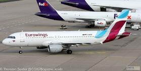 Eurowings A320-200 D-ABFR