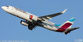 Eurowings 737-800W D-ABKJ