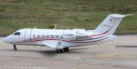 Air Alliance CL-600 D-ATWO