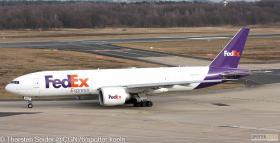 N843FD FedEx 777-200