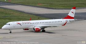 Austrian Airlines EM-195LR OE-LWB