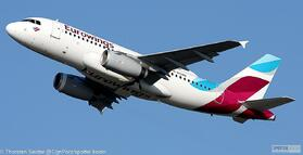 Eurowings A319-100 D-AGWI