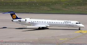 Lufthansa CityLine CRJ-900LR D-ACKF