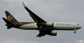 UPS 767-300W N318UP