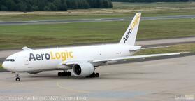 AeroLogic 777-200 D-AALA