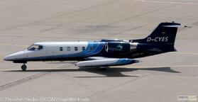 Air Alliance Learjet 35A D-CYES