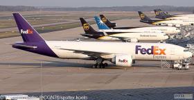 FedEx 777-200 N861FD