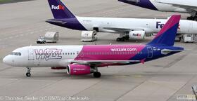 Wizz Air A320-200 HA-LWN