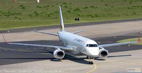 German Airways EM-190LR ____D-AZFA