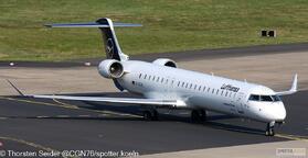 Lufthansa CityLine CRJ-900LR D-ACNL