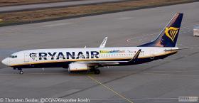 Malta Air (Ryanair) 737-800W 9H-QCF