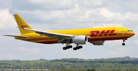 AeroLogic 777-200 D-AALO
