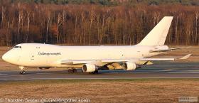 CAL Cargo Air Lines 747-400 4X-ICB