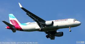 Eurowings A320-200W D-AEWV