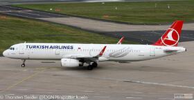 Turkish Airlines A321-200W TC-JSJ