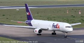 FedEx 757-200 N917FD