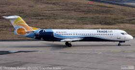 9A-BTE TradeAir F-100