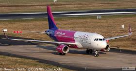 Wizz Air A320-200W HA-LYB
