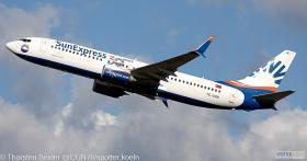 SunExpress 737-800W TC-SOE