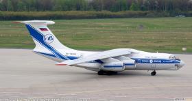 Volga-Dnepr IL-76 RA-76503