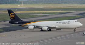 UPS 747-800 N622UP