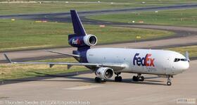 FedEx MD-11 N582FE
