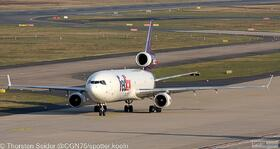 FedEx MD-11 N588FE