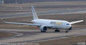 D-AALG AeroLogic 777-200