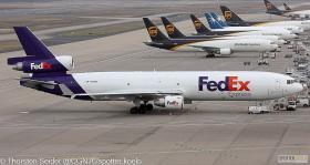 FedEx MD-11 N529FE
