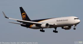 N320UP UPS 767-300W
