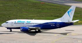 Blue Air 737-500 YR-BAG