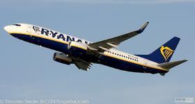 Ryanair 737-800W I-EBW
