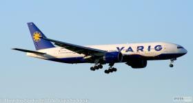 Varig 777-200ER PP-VRC