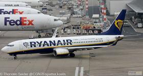 Ryanair 737-800W EI-DWI