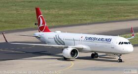 Turkish Airlines A321-200NX TC-LSL