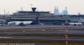 FedEx CGN 29.12.2020 Klaus D. Schinzel @karwundel