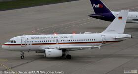 German Air Force A319-10015-01