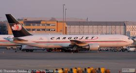 Cargojet 767-300 C-GUAJ