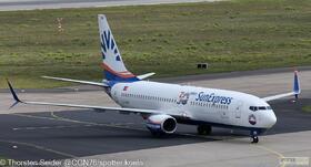 SunExpress 737-800W TC-SEN
