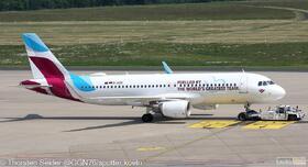 Eurowigs A320-200W D-AIZS