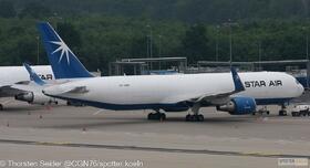 Star Air 767-300W OY-SRW